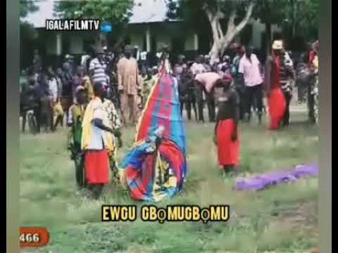 Download WONDER MASQUERADE (EGWU GBỌMUGBU) from Ibaji of Igala tibe of Nigeria.