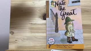 [영어동화] #1. Nate the great