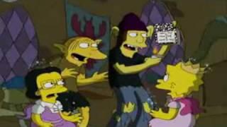 "Los Simpson - Jimbo, Kearney, Dolph : ""Por Equalia"" (Audio latino)"