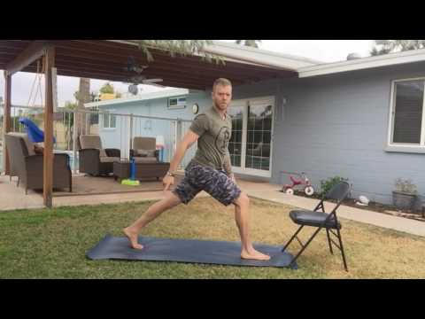 Beginner Yoga for Inflexible People 30 minutes