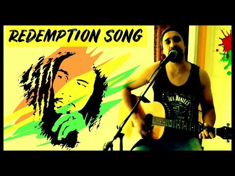 Redemption Song - Bob Marley & The Wailers - Acoustic Cover by Sanjay Menon