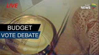 Debate on the budget of Rural Development and Land Reform, 19 May 2017 thumbnail