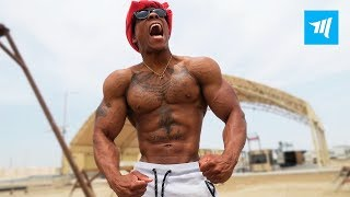 Explosive Workout Monster - Williams Bullyjuice | Muscle Madness