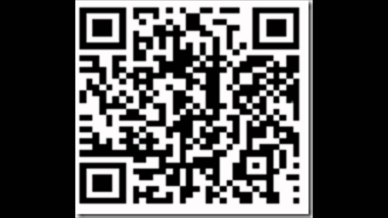 Mario Tennis Open QR Codes (Europe)