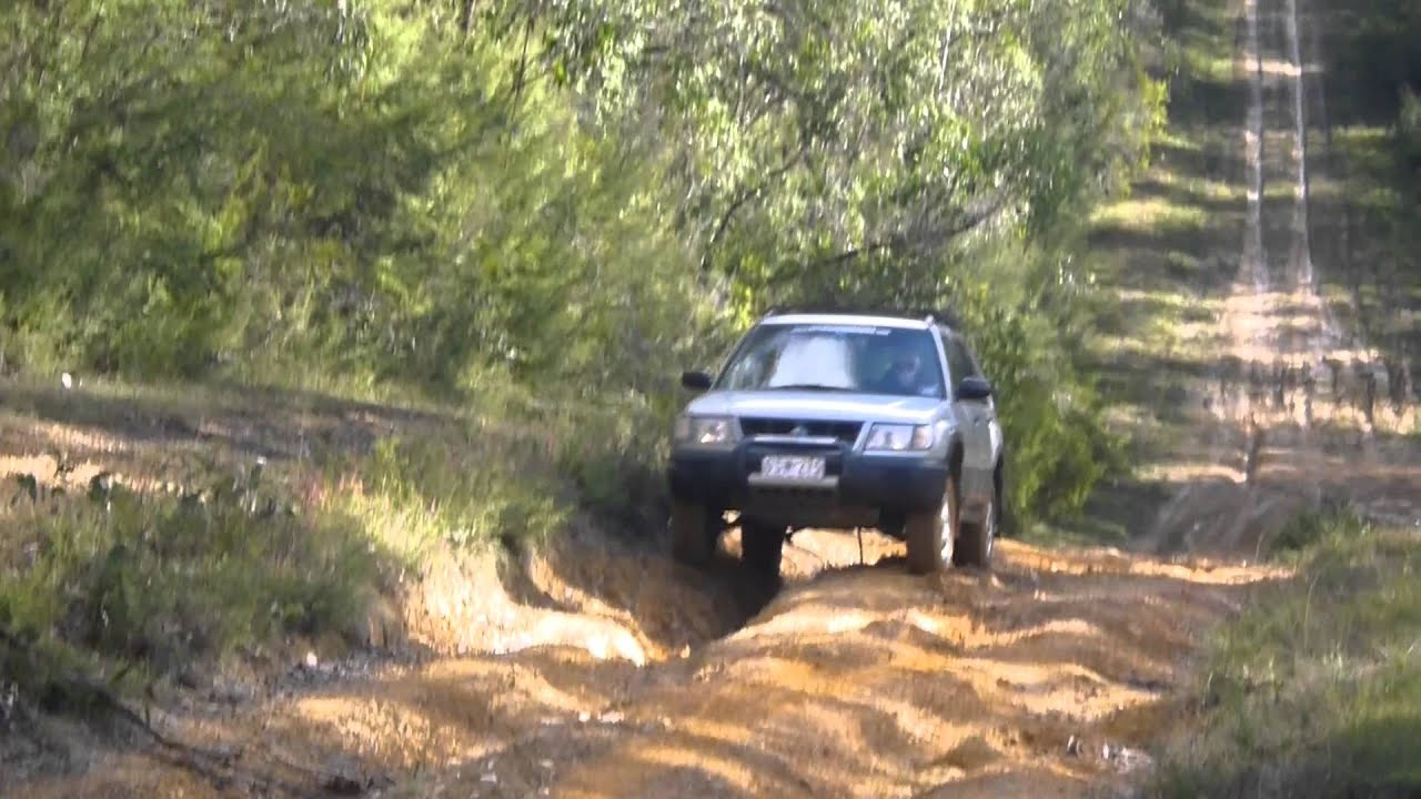 Subaru Forester Off Road -- Starvation Creek Pipeline ...