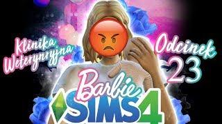DEPRESJA POPORODOWA?! -  Klinika weterynaryjna Barbie  - The Sims 4 #23