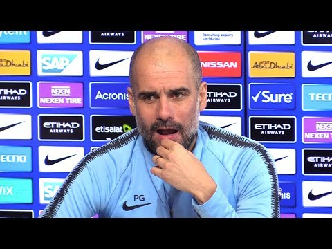 Pep Guardiola Full Pre-Match Press Conference - Manchester City v Arsenal - Premier League