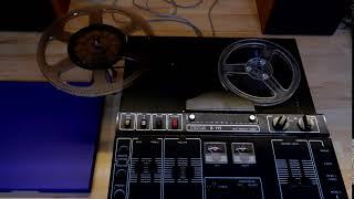 Když se 10 palcová cívka lpr35 od RecordingTheMasters nevejde na Tesla B115 ...