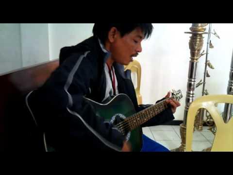 "Emil Gutierrez Singing-""I Love You"""