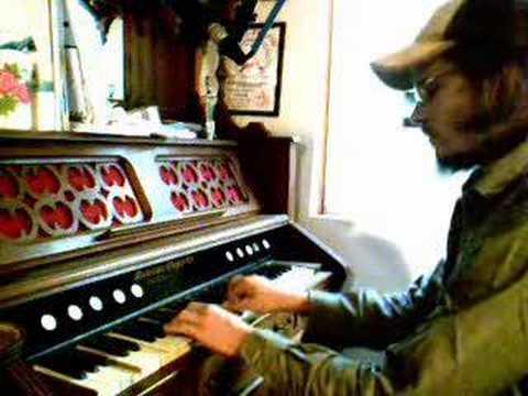 Antique Pump Organ Jam