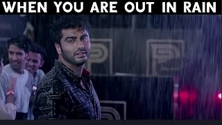 Rainy Season Story On Bollywood Style || Bollywood Song Vine || Sevenstar
