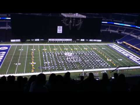 Michigan State Spartan Marching Band 2010 Tribute to Journey