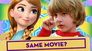 Are The Shining & Frozen The Same Movie? - Next Time on Cartoon Conspiracy - Channel Frederator