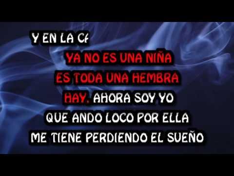 Eddy Herrera – Ahora soy yo – Karaoke demo
