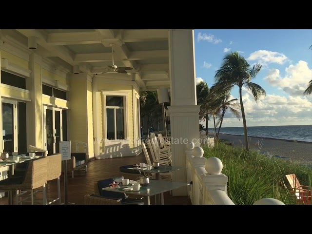 Pelican Grand Beach Resort Video