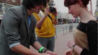 Street Magic with Magic Myles