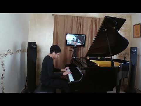 Thomas Piano plays Broken by David Nevue