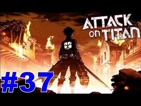 Attack on Titan Wings of Freedom Gameplay Walkthrough Part 37 Resupply Operation