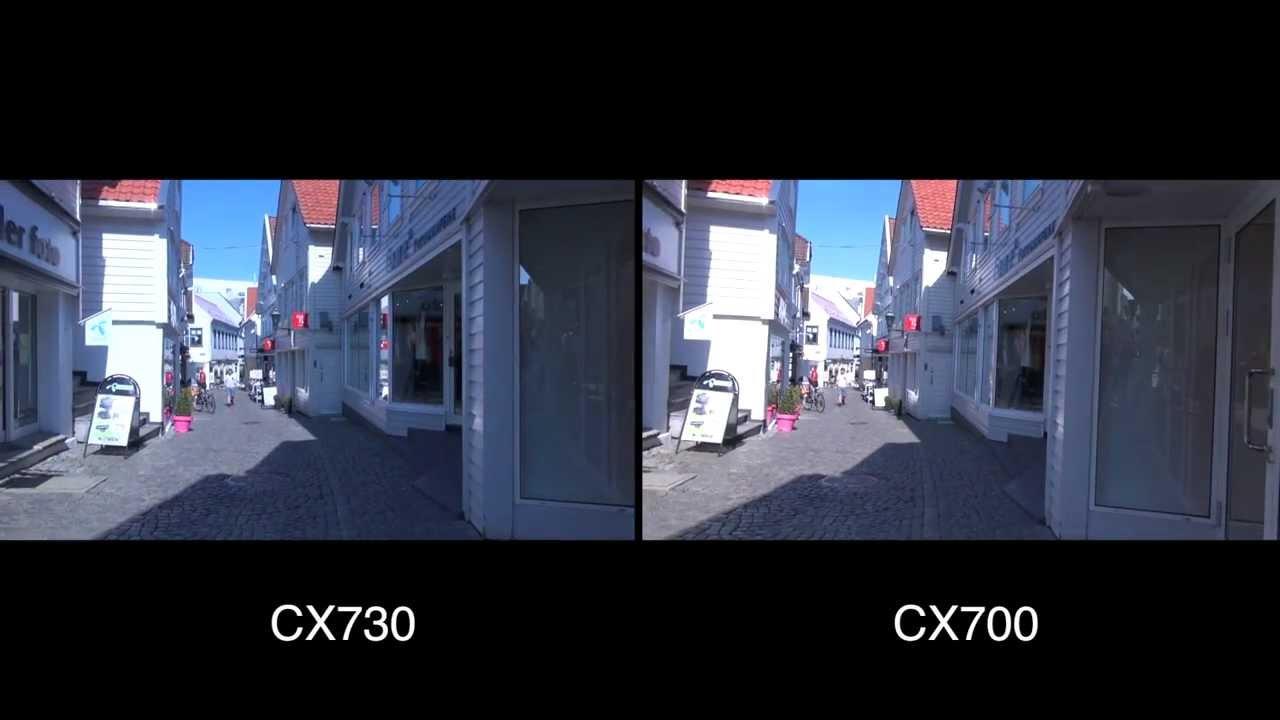 Pubg Hdr Vs No Hdr: Sony HDR-CX730 Vs Sony HDR-CX700 (1)