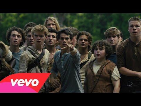 Stand By You - Rachel platten (The Maze Runner Music Video) (FANMADE)
