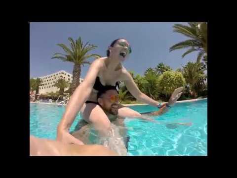 Tunisia 2018 Family holiday Manar Hotel
