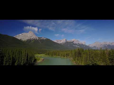 Alberta Cinematic Drone Film in 4K