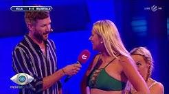 Chethrin & Nicole vs. Katja & Cora - Das Laufsteg-Duell | Tag 4 | Promi Big Brother 2018 | SAT.1