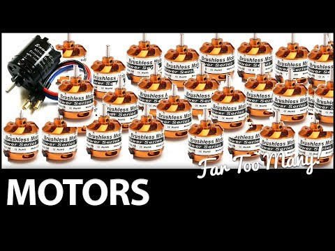 """""""Too Many Motors"""" Confessions of an RC Addict - CAFBAW #3"""