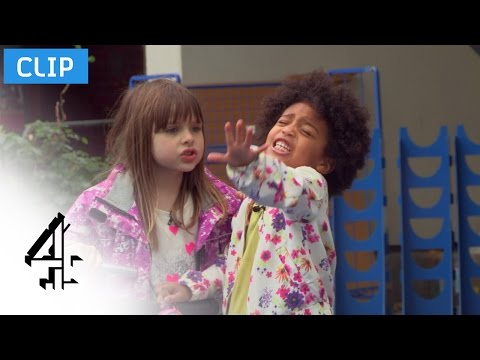 Fighting Talk | The Secret Life Of 4 Year Olds | Channel 4