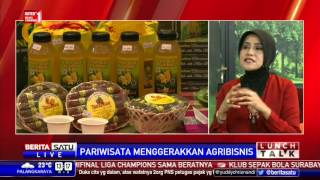 Lunch Talk: Pariwisata Gerakkan Agribisnis #1