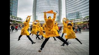 Singin' In The Rain - Il Musical - Flashmob 18/10