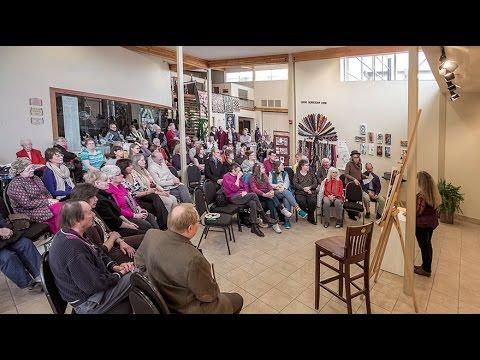 Fairfield Art Association 50thMembership Party & Canvas Exhibit Awards