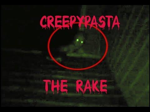 creepypasta the rake loquendo youtube