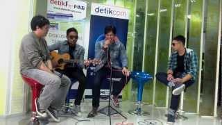 Sendiri - ADA Band [ #LiveChatkustik @detikforum 03 ]