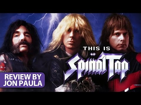 This Is Spinal Tap -- Movie Review #JPMN