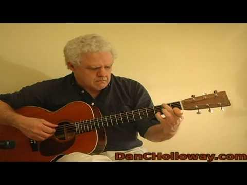 Longer - Dan Fogelberg - Fingerstyle Guitar