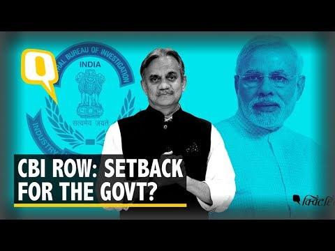CBI Controversy: Govt's Credibility and State of Institutions at Stake | The Quint
