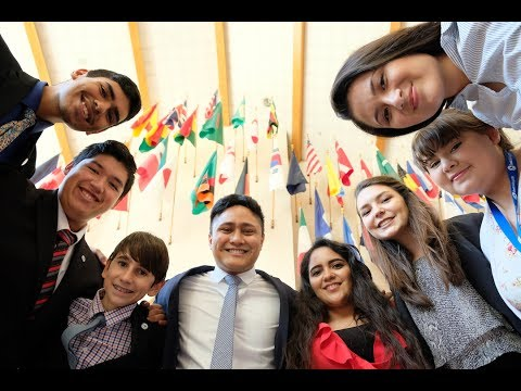 Model UN Strategy: How to Give the Perfect Opening Speech