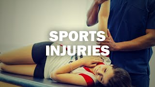 Assessing and Treating Common Sports Injuries