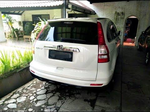 Dijual Honda CRV 2011/2012 Putih Samarinda HP;0852.4690.2754