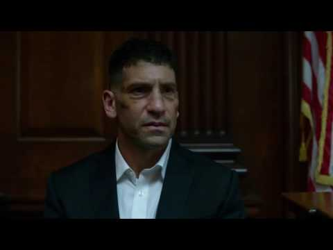"Frank Castle ""The Punisher"" no tribunal"