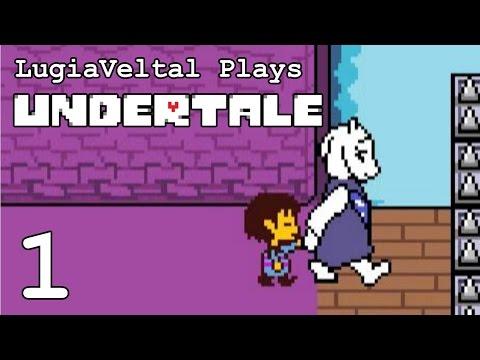 Undertale- It Begins [Undertale #1]