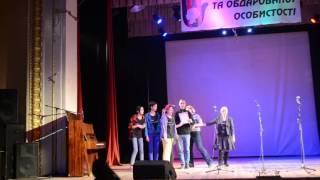 Нагородження учасників театрального жанру