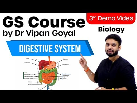 GS Course By Dr Vipan Goyal Demo Video I Biology I  Study IQ Demo Video