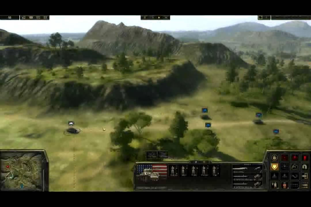 Theatre of War 3 Korea PC Game - YouTube