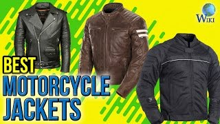 10 Best Motorcycle Jackets 2017