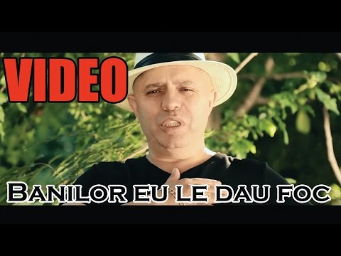 NICOLAE GUTA - Banilor eu le dau foc (VIDEO OFICIAL 2014)