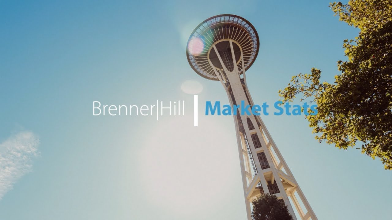 NW Seattle Market Stats | BrennerHill