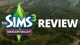 The Sims 3: Dragon Valley Review / Overview