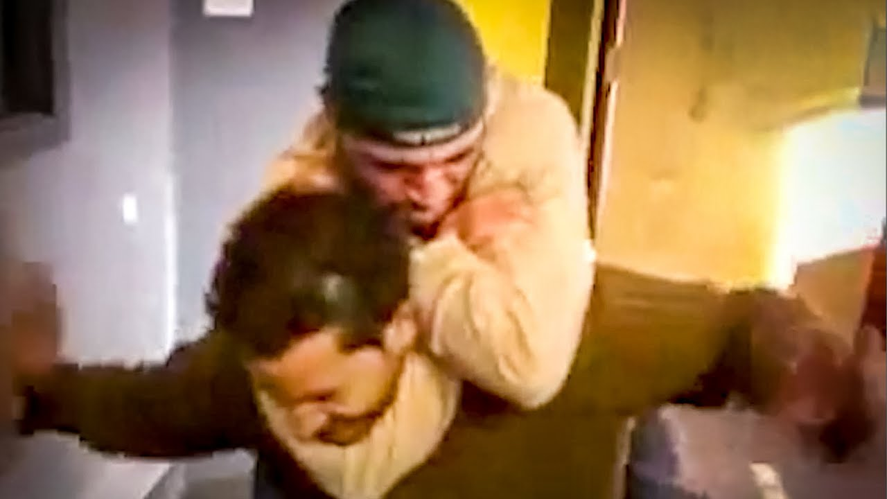 That Time Joe Rogan Choked Me Out - COLD